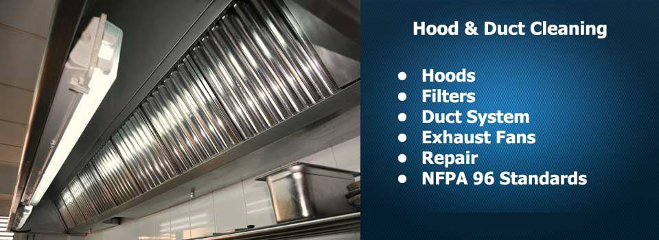 Hood & Duct Cleaning